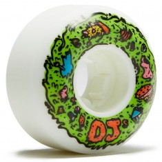 OJ Scum Insaneathane Universals Skateboard Wheels - 51mm 101a