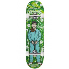 Creature Bingaman Psych Ward Pro Series Skateboard Complete - 8.3