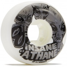 OJ Alien Insaneathane Universals 101a Skateboard Wheels - 53mm