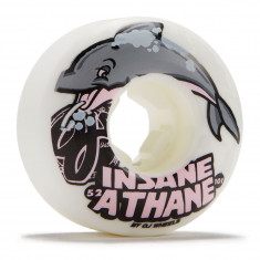 OJ Dolphin Insaneathane EZ EDGE 101a Skateboard Wheels - 52mm