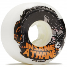 OJ Cat Insaneathane Hardline 99a Skateboard Wheels - 54mm