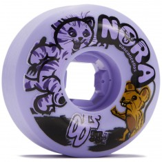 OJ Vasconcellos Cat and Mouse Insaneathane Universals 101a Skateboard Wheels - 55mm