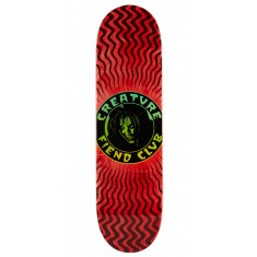 Creature Fiend Club LG Skateboard Deck - 8.50""