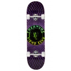 Creature Fiend Club MD Skateboard Complete - 8.25""