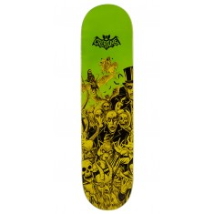 Creature Batty SM Hard Rock Maple Skateboard Deck - 8.00""