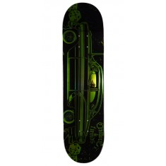 Creature Car Club Metallic SM Skateboard Deck - 8.25""