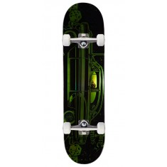 Creature Car Club Metallic SM Skateboard Complete - 8.25""