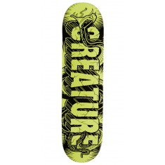 Creature Giant Serpants UV MD Skateboard Deck - 8.25""