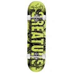 Creature Giant Serpants UV MD Skateboard Complete - 8.25""