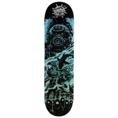 Creature Black Abyss Partanen Skateboard Deck - 8.30""