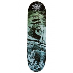 Creature Black Abyss Russell Skateboard Deck - 8.50""