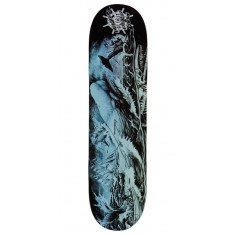 Creature Black Abyss Reyes Skateboard Deck - 8.25""