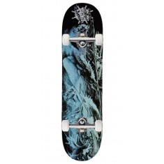 Creature Black Abyss Reyes Skateboard Complete - 8.25""