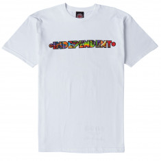 Independent Evan Smith Trip Out T-Shirt - White