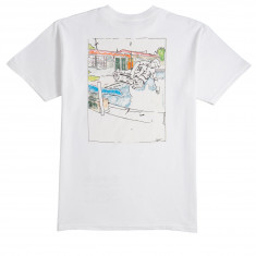 Independent Salba Water Color T-Shirt - White