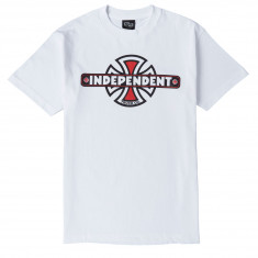 Independent Vintage Cross T-Shirt - White