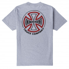 Independent Two Tone T-Shirt - Athletic Heather