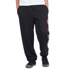 Independent Hollow Cross Sweatpant - Black