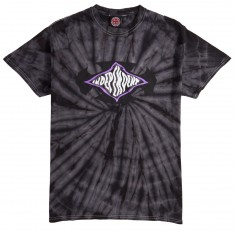 Independent Evan Smith Warped Cross T-Shirt - Spider Black