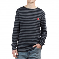 Independent Scorch Thermal Long Sleeve T-Shirt - Black/Dark Grey