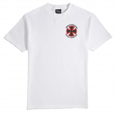 Independent Stage T-Shirt - White