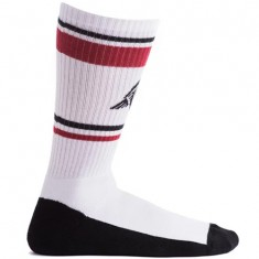 Stinky Socks Wings Socks - White/Red