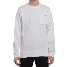 Nike SB Long Sleeve T-Shirt - White
