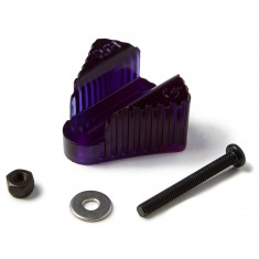 Riptide PSD In/Out Mini Foot Stop - Purple