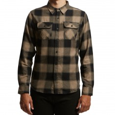 Matix Redding Flannel Shirt - Khaki