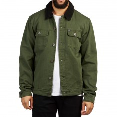 Matix Union Sherpa Jacket - Army