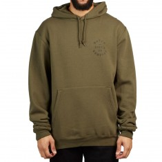 Matix Surf Report Hoodie - Army