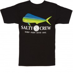 Salty Crew Mahi T-Shirt - Black