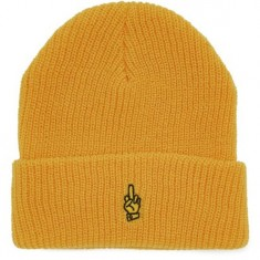 Good Worth Best Wishes Beanie - Gold