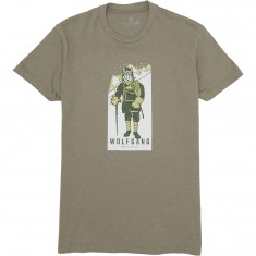 Wolfgang Expedition T-Shirt - Grey