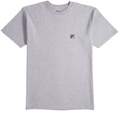 FILA F Box T-Shirt - Grey Heather