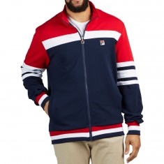 FILA Courto Jacket - Chinese Red/Navy/White