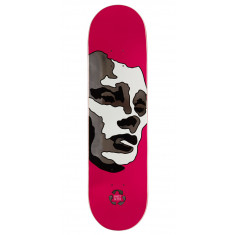 "Sweet Face Skateboard Deck - 8.25"" - Cerise"