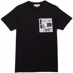 WeSC Findo Gask Young T-Shirt - Black