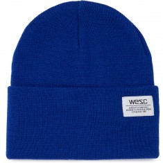 WeSC Puncho Beanie - Greek Blue