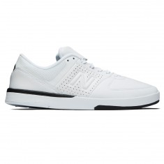 New Balance Numeric 533 V2 Shoes - White/White