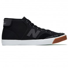New Balance Numeric Pro Court 213 Shoes - Black/Gum
