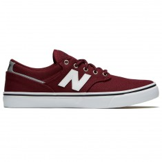 New Balance 331 Shoes - Burgundy/White