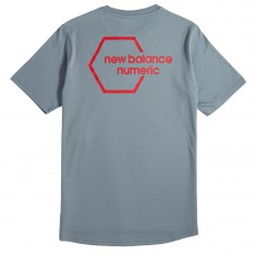 New Balance New Hex T-Shirt - Slate