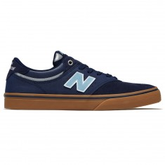 New Balance 255 Shoes - Navy/Gum