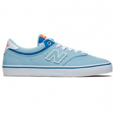 New Balance 255 Shoes - Sky/White