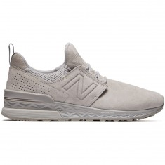 New Balance 574S Shoes - Overcast/Silver