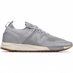new balance 247 grey white gum