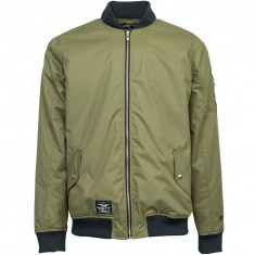 L1 Rockerfeller Snowboard Jacket - Military