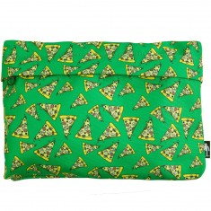 Acembly Backpack Pouch - Green Pizza