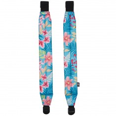 Acembly Backpack Straps - Tropical Floral